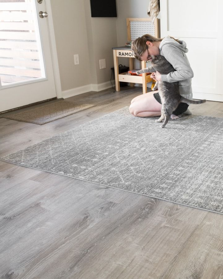 Lifeproof Sterling Oak Vinyl Flooring Review 1 Year Later In 2020 Vinyl Flooring Lifeproof Vinyl Flooring Vinyl Flooring Bathroom