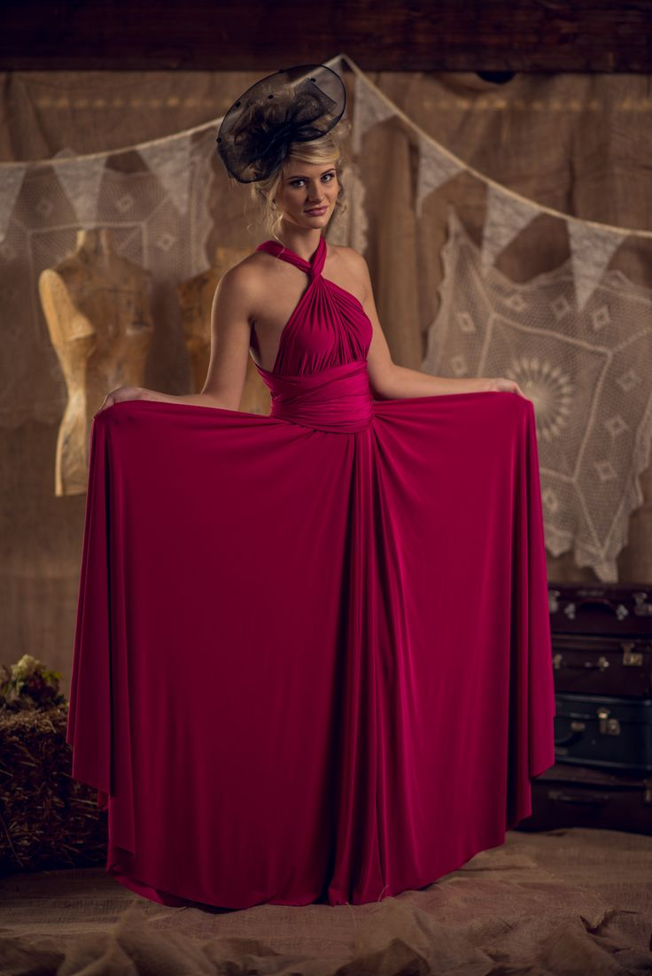 Wider skirt - perfect for the fuller figured bridesmaid