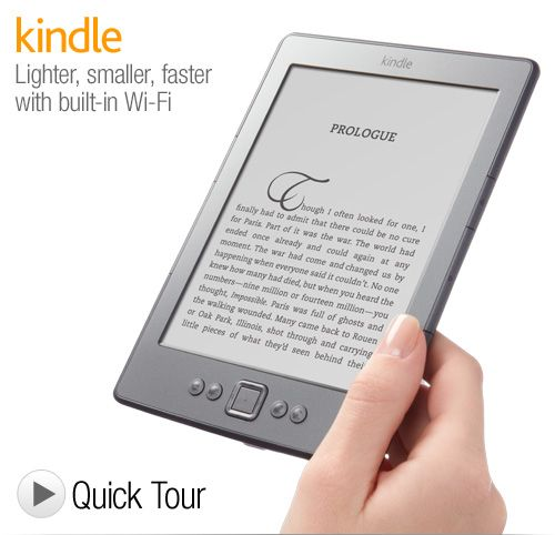 Amazon Kindle4