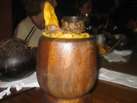 Puerto Rican Food and Culture