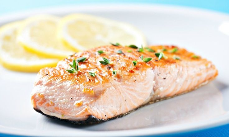 A little prepared horseradish lends a bit of a pungent kick to this easy-to-make salmon dish. Served with a simple cucumber salad, it's a healthy, delicious, light meal that you'll come back to again and again.