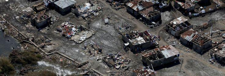 ООН просит 119 миллионов долларов на помощь для пострадавших от урагана Мэтью в Гаити - УНИАН