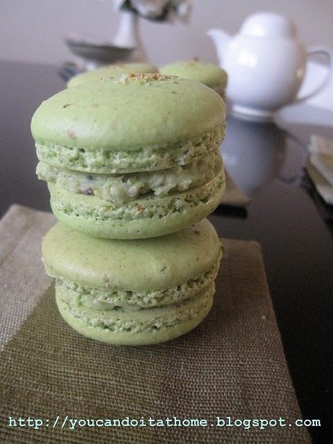 Basic Macarons Recipe: Italian meringue methodCooking Bak, Basic Macarons, Eggs White, Blog Shared, Meringue Method, Basic Italian, Italian Meringue, Almond Flour, Macaroons Recipe