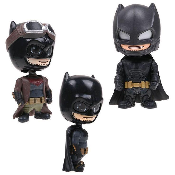 Batman Bobble Head Car Decoration 10cm Action Figure Model ...