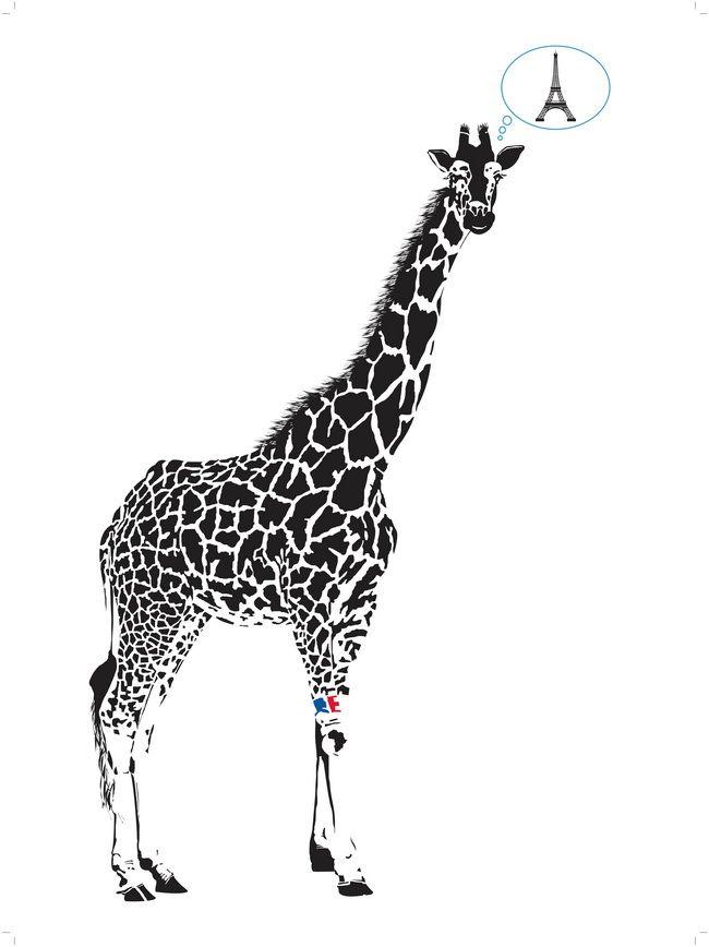 élébrer Paris, 2014. Garth Walker, designer graphique, affichiste, Afrique du Sud
