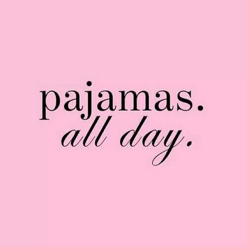 to stay in comfy pajamas. all day.  #whatmomwants #ad