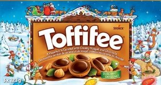 Toffifee Hazelnut Caramel Chocolate