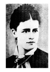 "Nellie Cashman was a driving force in the hay day of Tombstone, AZ. She is known as ""The Angel of the Mining Camps."" Business owner, activist, prospector. Stay tuned for pictures of my trip to the restaurant she once owned."