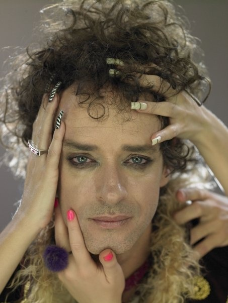 Gustavo Cerati... Just because...