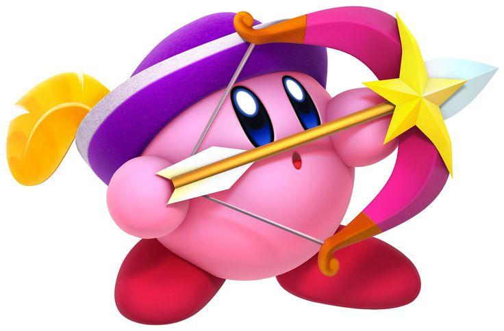 Kirby Archer | Kirby: Triple Deluxe