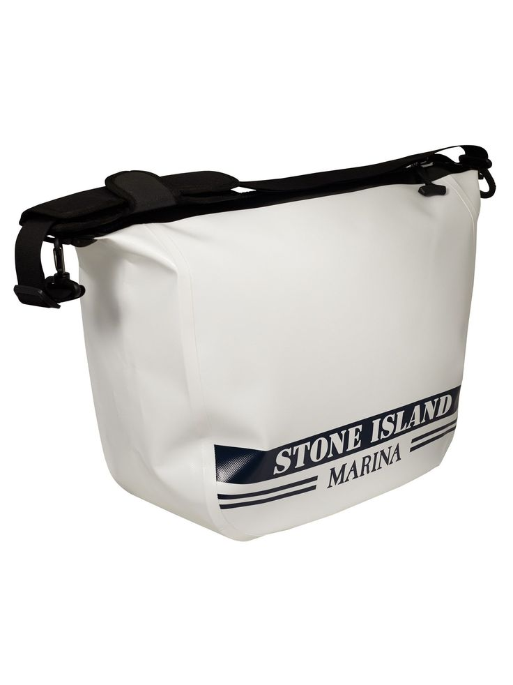 Stone Island - Stone Island Marina Shoulder Bag - 661599CXD V0028, Men's Shoulder Bags   Italist