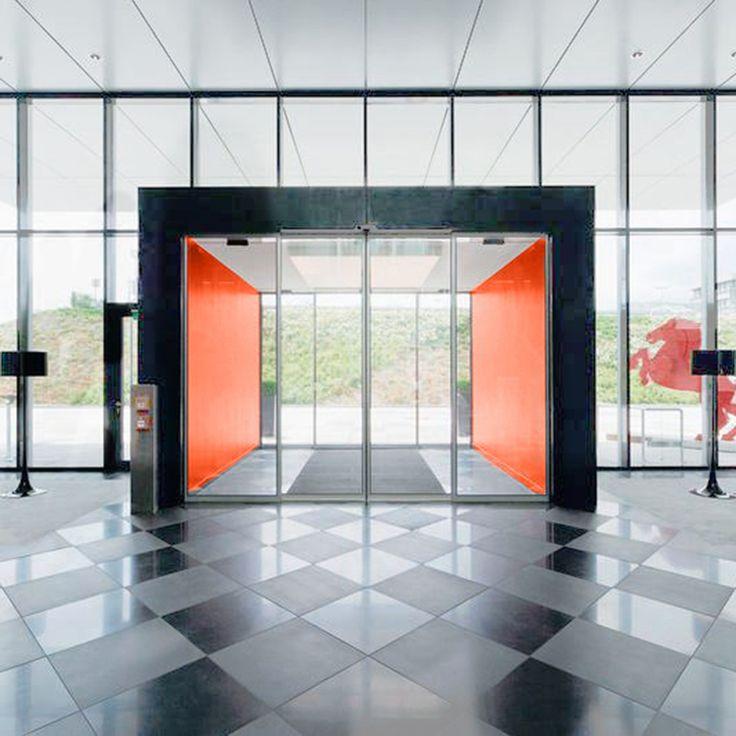 Dorma St Flex Green Energy Saving Automatic Sliding Door