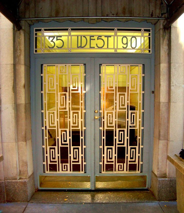 Art Deco Front Doors | Doors - Art Deco