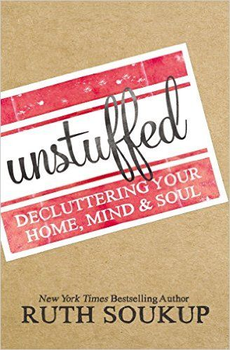 "Disclaimer: All views expressed in this article are the personal opinion of the writer. In today's consumeristic society, we have a lot of stuff. This stuff does not just include the physical materials that clutter our homes, but also the mental and spiritual ""stuff"" that clutters our minds and souls. In Unstuffed: Decluttering Your Home, Mind and Soul, Ruth Soukup provides practical tips on rearranging your life …"