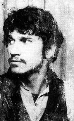 Georg von Rauch. Student killed in Berlin in 1971. A precursor to the RAF.