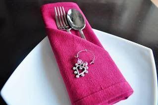 Napkins pockets and napkin folding on pinterest