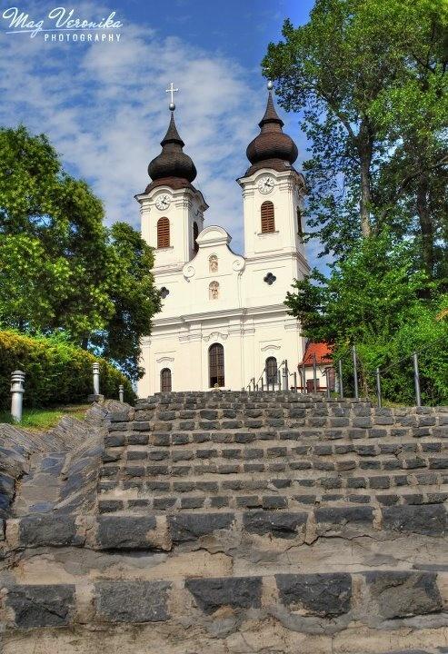 Benedictine Abbey of Tihany by Mag Veronika