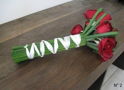 Joart - Flores: Buquê de rosas vermelhas