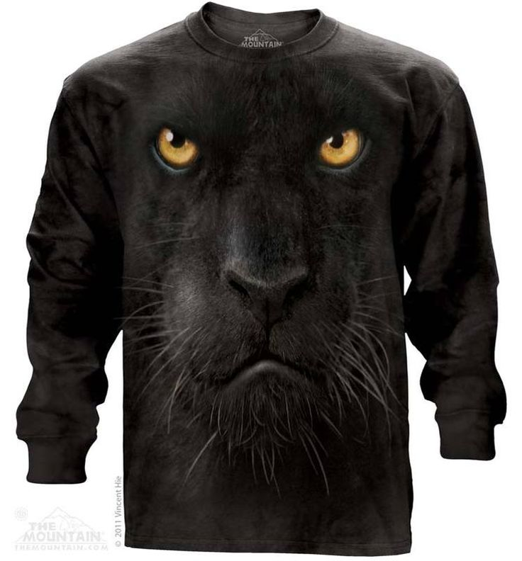 Black Panther Long Sleeve T-Shirt - 30% DISCOUNT ON ALL ITEMS - USE CODE: CYBER  #Cybermonday #cyber #discount