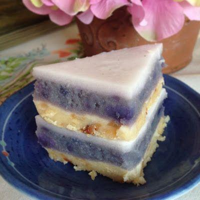 Whitney Loves to Eat: Okinawan Sweet Potato Haupia Pie
