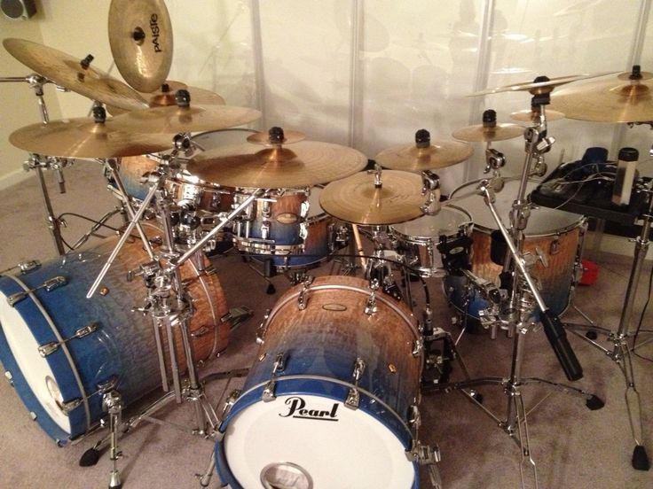 pearl masters double bass kit drums pinterest drums double bass  pearls