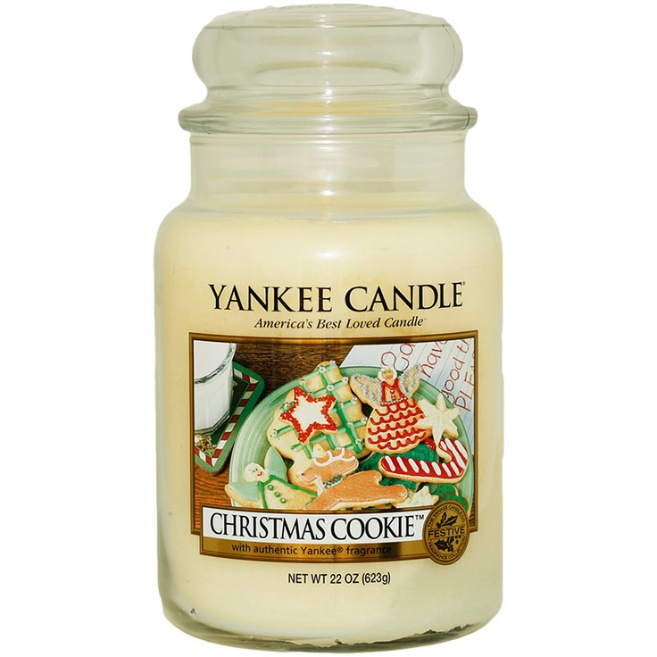 Christmas Cookie Yankee Candle The Fills Air With Buttery Rich