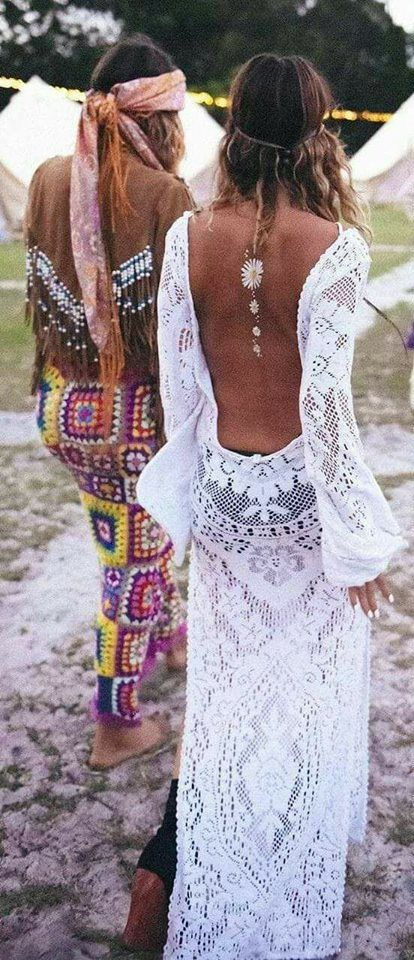Boho styles ideas ღ | Stylish outfit ideas for women who follow fashion.