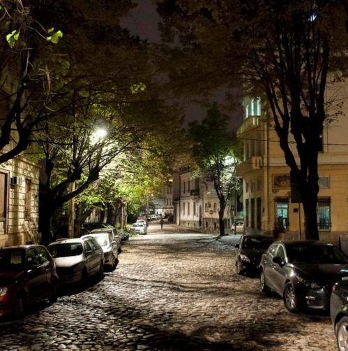 Предивни Београд ноћу...