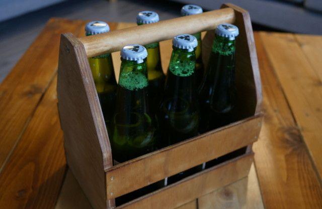 Hjemmebrygget øl? Gi flaskene den kjærligheten de fortjener med din helt egensnekrede ølkasse.
