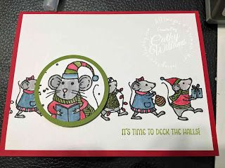 A blog by Cathy Williams, independent Stampin' Up! demonstrator, who loves card making and paper crafting and wants to share it with you.