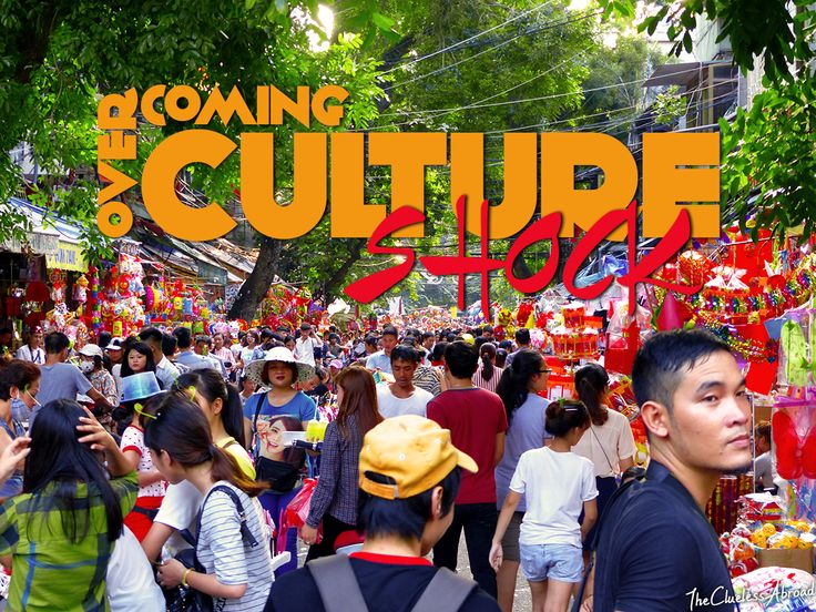 Our struggles and tips on how to overcome culture shock in Vietnam!
