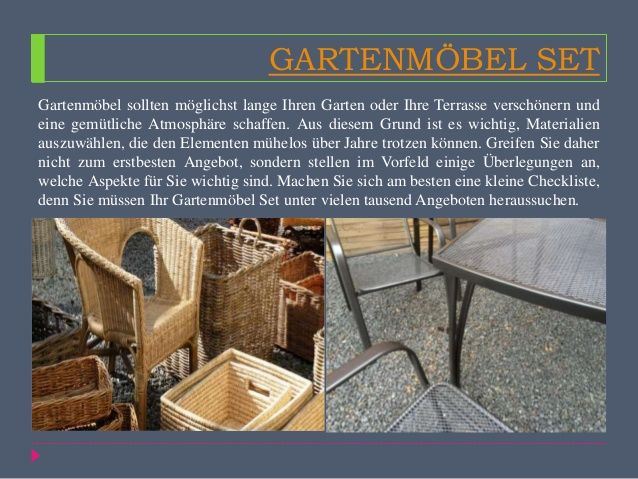 25+ Best Ideas About Gartenmöbel Rattan Set On Pinterest ... Teakholz Gartenmobel Eleganz Funktionalitat