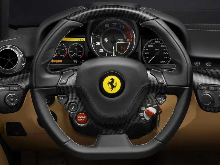 Here's what it's like behind the wheel of the $300,000 Ferrari F12berlinetta.