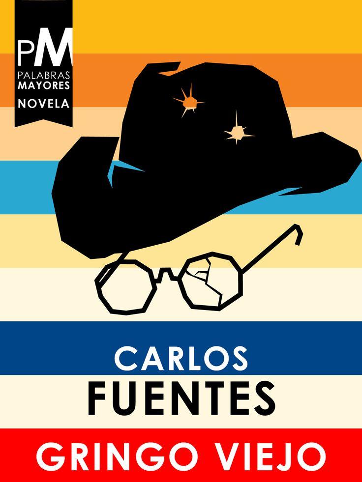 Gringo viejo, Carlos Fuentes #ebook #cover #Libros #Literatura #PalabrasMayores #gringo