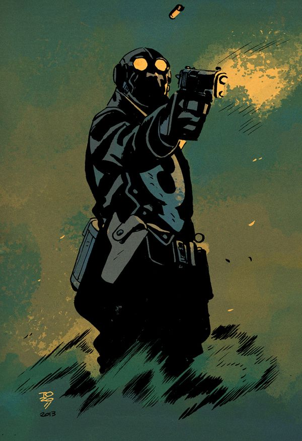 75 best PulpHeroes - Lobster Johnson images on Pinterest   Comic books, Comics and Comic book
