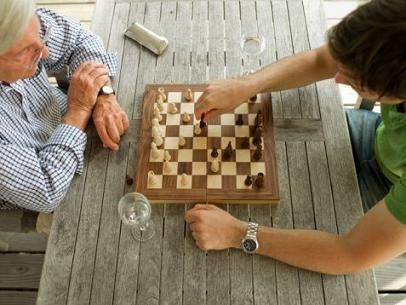 Board Games for Two Players
