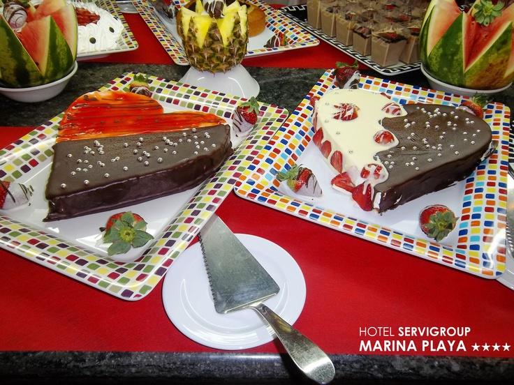 ¡Qué tartas! // Cakes!