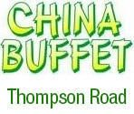 China Buffet - Thompson Road - Only $5.95 Lunch Buffet Coupon
