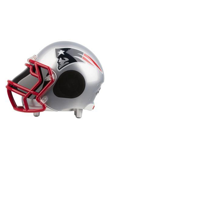 NFL New England Patriots 11 Bluetooth Helmet Speaker - Navy
