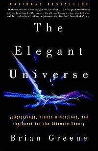 physics and string theory made comprehensible by a writer for non-scientists.