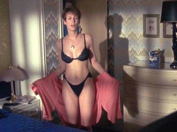 Jamie lee curtis nude at 50