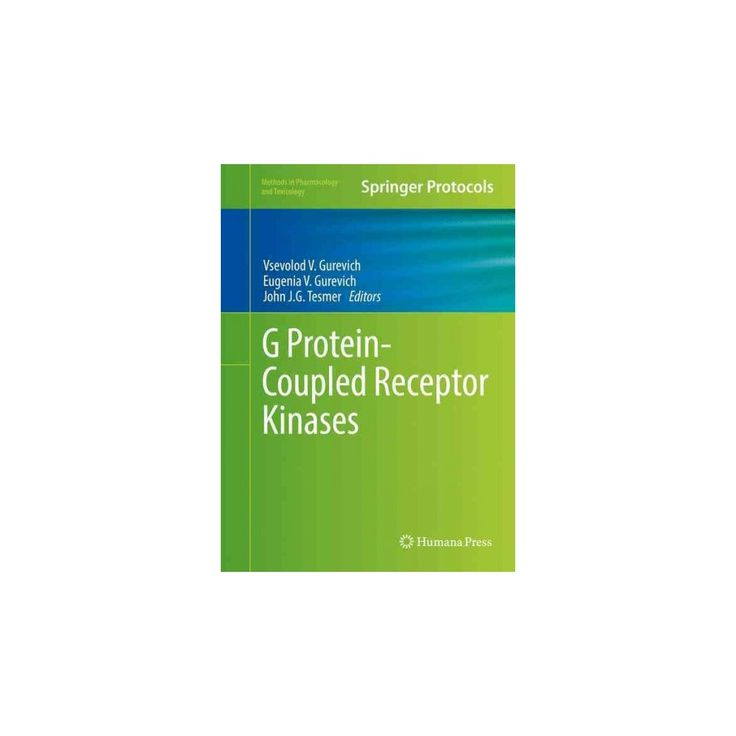 G Protein-coupled Receptor Kinases (Hardcover)