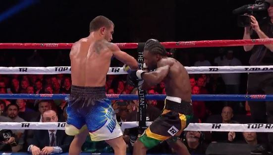Jamaican Nicholas (the Axeman) Walters was defeated by Ukranian fighter Vasyl Lomachenko in Las Vegas on Saturday Night (November 9). The Axeman stunned the boxing world by committing the ultimate sin (quitting). Muhammad Ali wouldn't