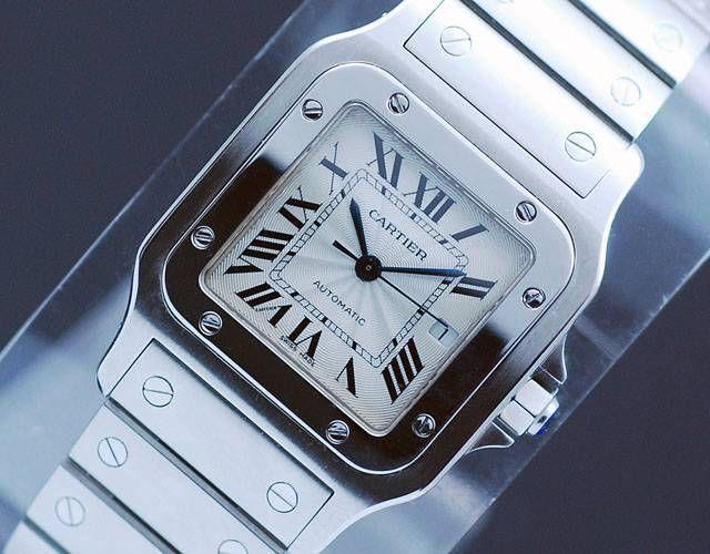 Cartier Santos Galbee 2319