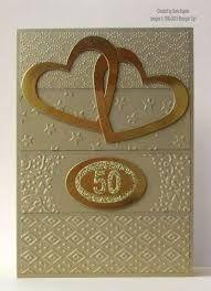Image result for stampin up golden wedding