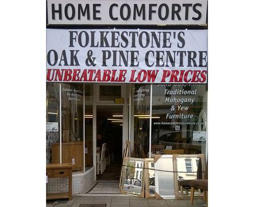 Home Comforts - Folkstone - http://www.devonshirepineandoak.co.uk/retailers/home-comforts-101