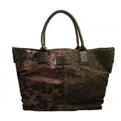 Italy leather handbag for ladies