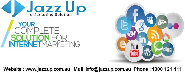 Are you looking for running complete digital marketing campaign? #JazzupAustralia, a #DigitalMarketingAgency helps you to get your ducks in a row. We have expert teams of #ContentWriter to #SEO #SocialMedia and #PPC to make your #campaign a hit success. Our efficient tailored made #services as predefined by clients become the success agent of #business #digitalmediamarketing.  Website : www.jazzup.com.au Mail : info@jazzup.com.au Phone : 1300 121 111