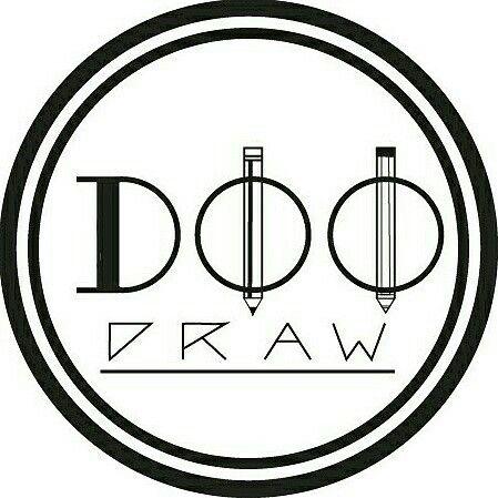 O Meu novo LOGO, sigam no Instagram Doo_Draw