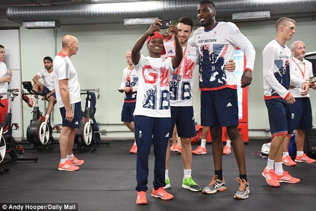Members of the Team GB boxing team, including Nicola Adams, Antony Fowler and Laurance Okolie are among those warned not to go out after dark inBelo Horizonte